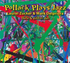 Pollock Plays Jazz for Flute & Guitar