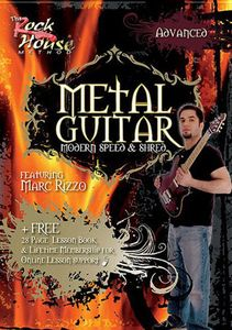 Metal Guitar Modern Speed and Shred: Advanced