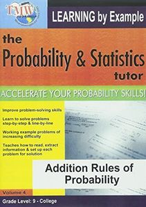Additional Rules of Probability