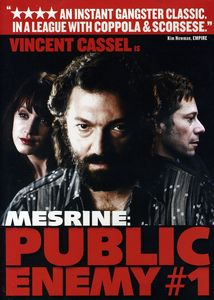 Mesrine: Public Enemy #1: Part 2 [Widescreen] [Subtitled] [Dubbed]