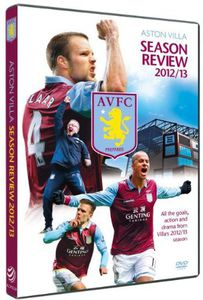 Aston Villa Season Review 2012/ 13