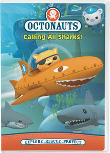 Octonauts: Calling All Sharks