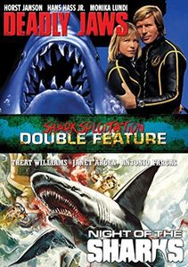 Deadly Jaws /  Night of the Sharks: Double Feature