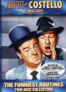 Abbott & Costello: The Funniest Routines