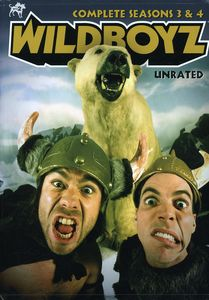 Wildboyz: Complete Seasons 3 & 4 (Unrated)