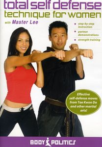 Total Self-Defense for Women With Master Lee