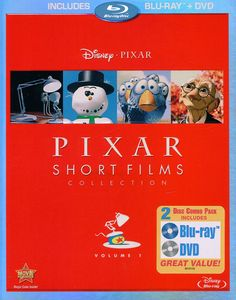 Pixar Short Films Collection 1