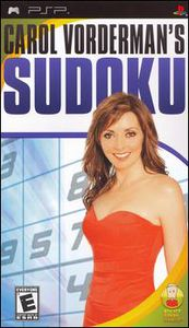 Carol Vorderman's Sudoku  for PlayStation Portable