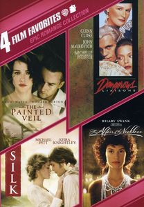 4 Film Favorites: Epic Romances [Widescreen]