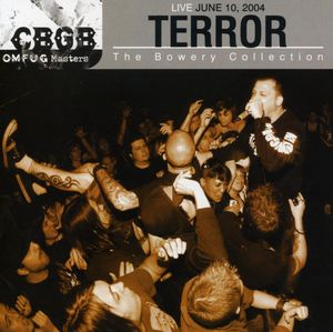 CBGB OMFUG Masters: Live 6-10-04 Bowery Collection
