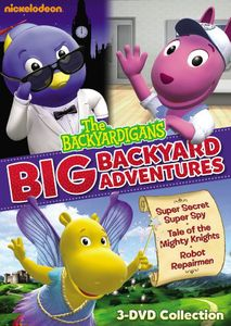 Backyardigans: Big Backyard Adventure [Full Frame] [3 Discs] [Slipcase]