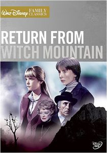 Return From Witch Mountain [WS] [Special Edition] [Foil O-Sleeve] [With Movie Ticket Offer] [Remastered]