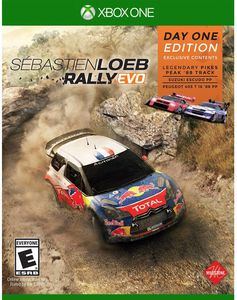 Sebastian Loeb Rally Evo - Day One Edition for Xbox One