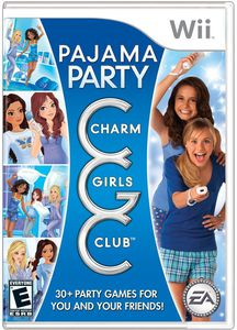 Charm Girls Club: Pajama Party for Nintendo Wii