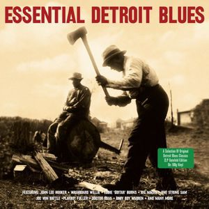 Essential Detroit Blues /  Various [Import]