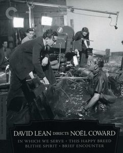 Criterion Collection: David Lean Directs Noel Coward [Full Frame]