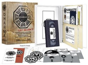 Lost: The Complete Fifth Season - Dharma Initiative Orientation Kit [Limited Edition] [Collector's Set] [5 Discs]