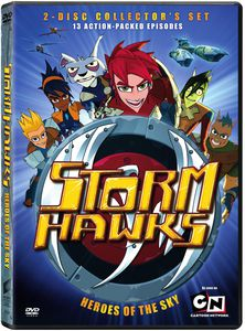 Storm Hawks: Heroes Of The Sky [Collector's Set] [WS] [2 Discs]