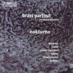 Russian Brass Music /  Nokturno