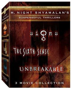 M Night Shyamalan: Vista Series DVD