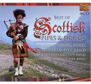 Best of Scottish Pipes & Drums /  Various