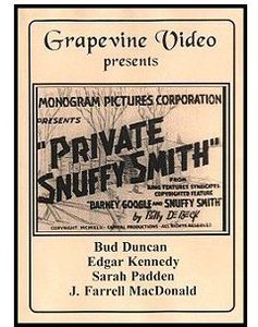 Private Snuffy Smith (1942)