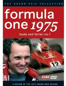 F1 Review 1975 Lauda & Ferrari 1