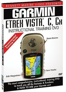 Garmin Etrex Vista, C, CX