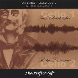 Offenbach Cello Duets Op.50