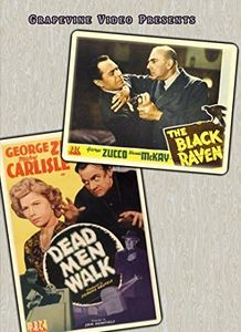 The Black Raven (1943) /  Dead Men Walk (1943
