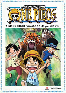 One Piece: Season Eight, Voyage Four