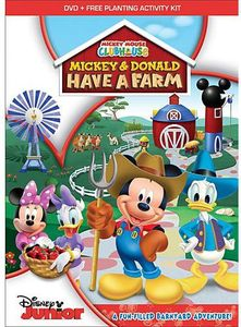 Mickey Mouse Clubhouse: Mickey & Donald Have Farm