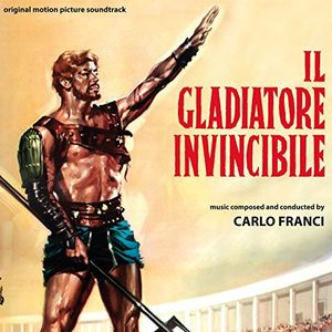 Il Gladiatore Invincibile (Original Soundtrack) [Import]