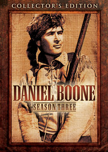 Daniel Boone: Season Three (Collector's Edition)