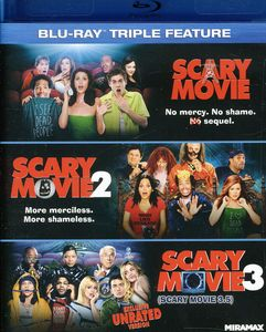 Scary Movie 1-3 Set [WS] [Triple Feature]
