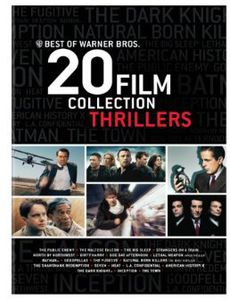 Best of Warner Bros 20 Film Collection Thrillers