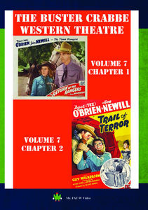 Buster Crabbe Western Theatre Vol 7