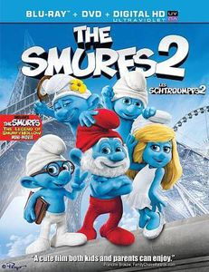 Smurfs 2 2D+3D / Steelbox Limited Edition (2013)