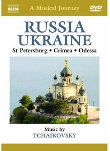 Musical Journey: Russia Ukraine St Petersburg