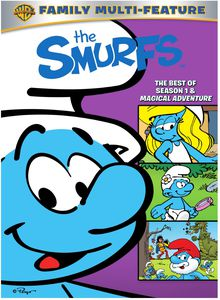 The Smurfs: The Best of Season 1 & a Magical Smurf Adventure