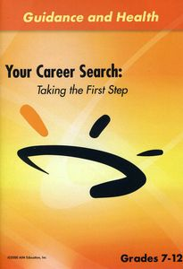 Your Career Search: Taking the First Step