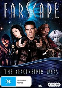 Farscape Peacekeeper Wars Ultimate DVD Collection