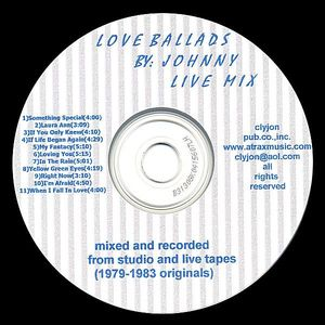 'Love Ballads' By Johnny-Live Mix