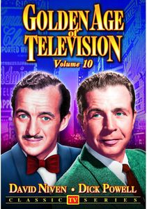 Golden Age Of Television Volume 10