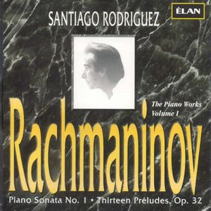 Complete Piano Works of Rachmaninov 1