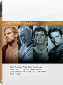 Classic Quad Set 4 [Fox 75th Anniversary Quadruple Feature] [WS] [P&S]
