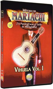 Metodo De Mariachi Vihuela, Vol. 1: Spanish Only
