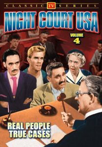 Night Court USA, Vol. 4 [Black and White]