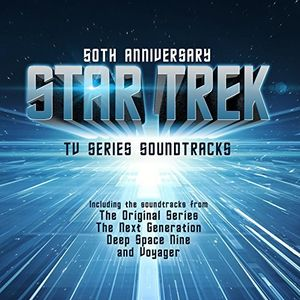 Star Trek - 50th Anniversary: TV Series Soundtrack [Import]