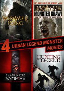 Hunting the Legend /  Black Water Vampire /  Monster